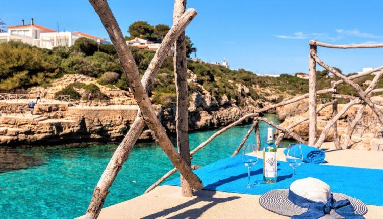 Cala En Blanes in Menorca