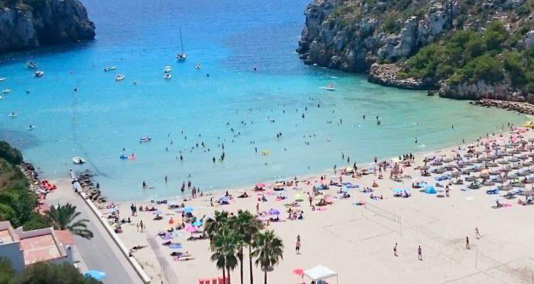 lugares que ver en tu visita a la Cala en Porter en Menorca