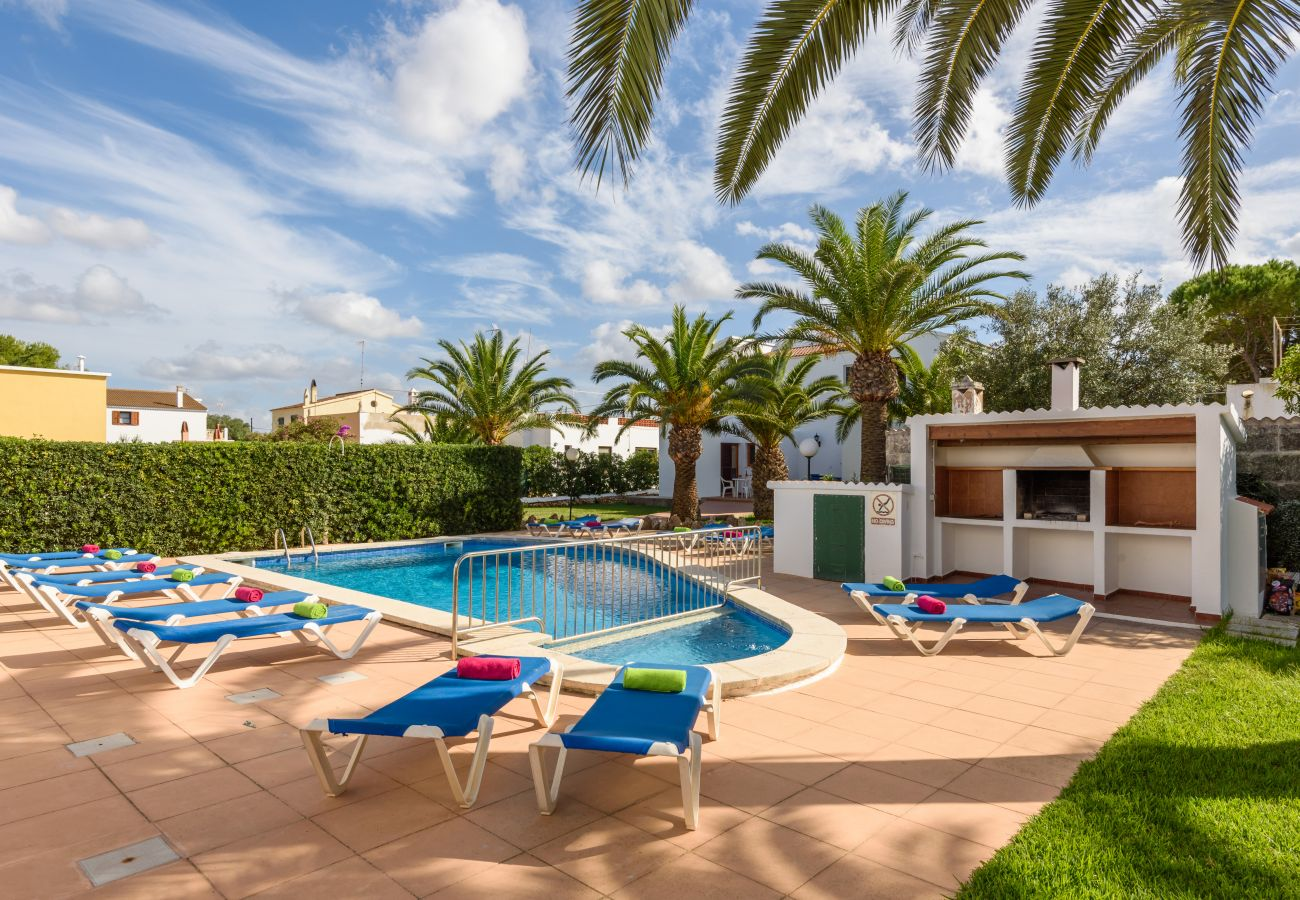 Apartment in Cala Blanca - Menorca Palmera 6