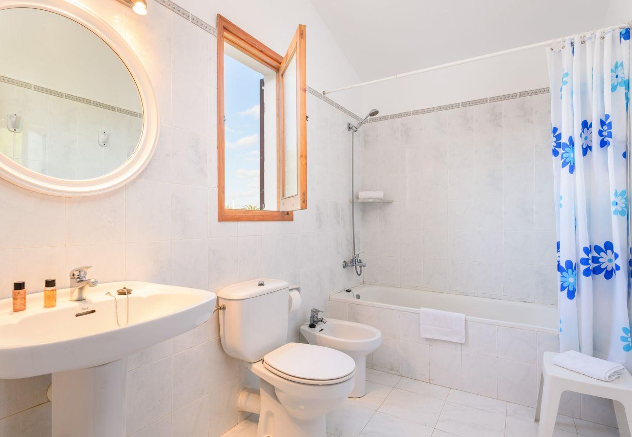 Apartment in Cala Blanca - Menorca Palmera 6