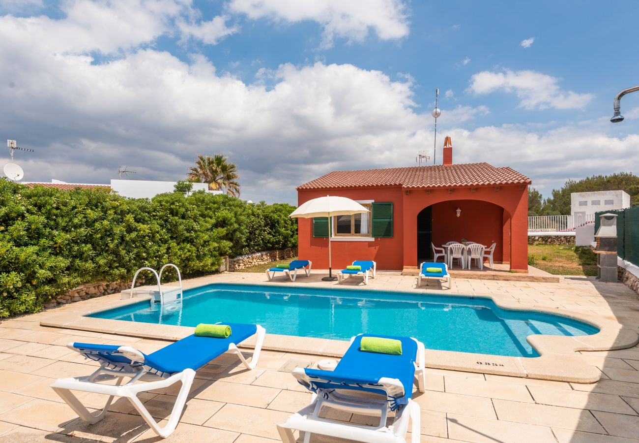 Villa in Cap d´Artruix - Menorca Mar 1