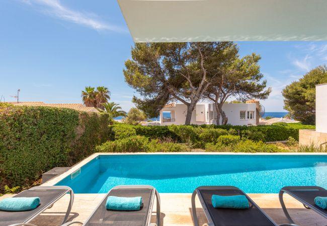 Villa in Binibequer - Menorca BINIZAHIRA