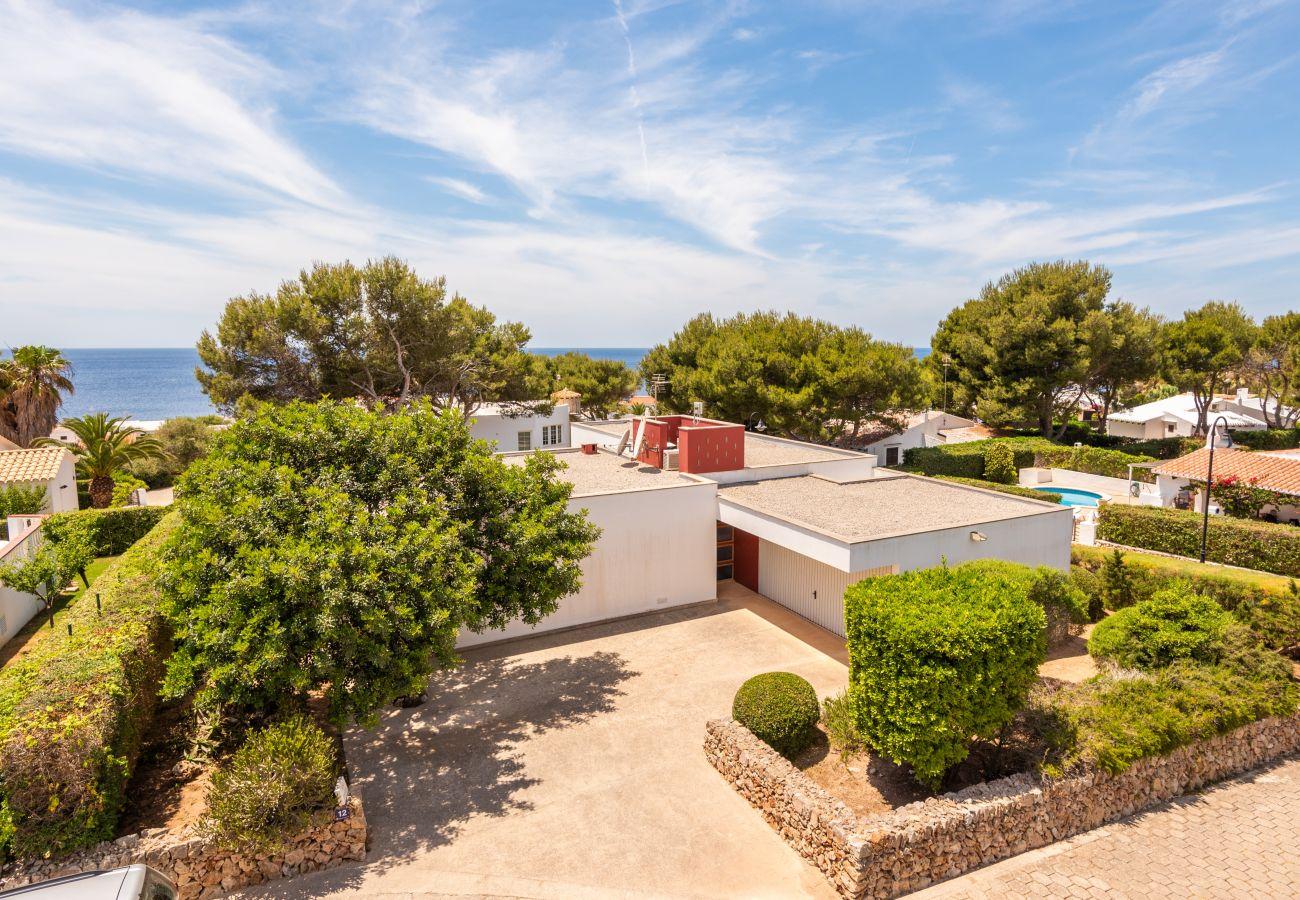 Chalet in Binibequer - Menorca BINIZAHIRA