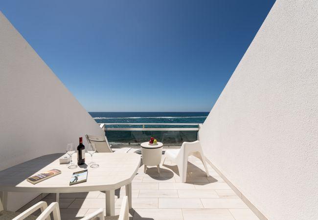 in Las Palmas de Gran Canaria - Great terrace sea views By CanariasGetaway