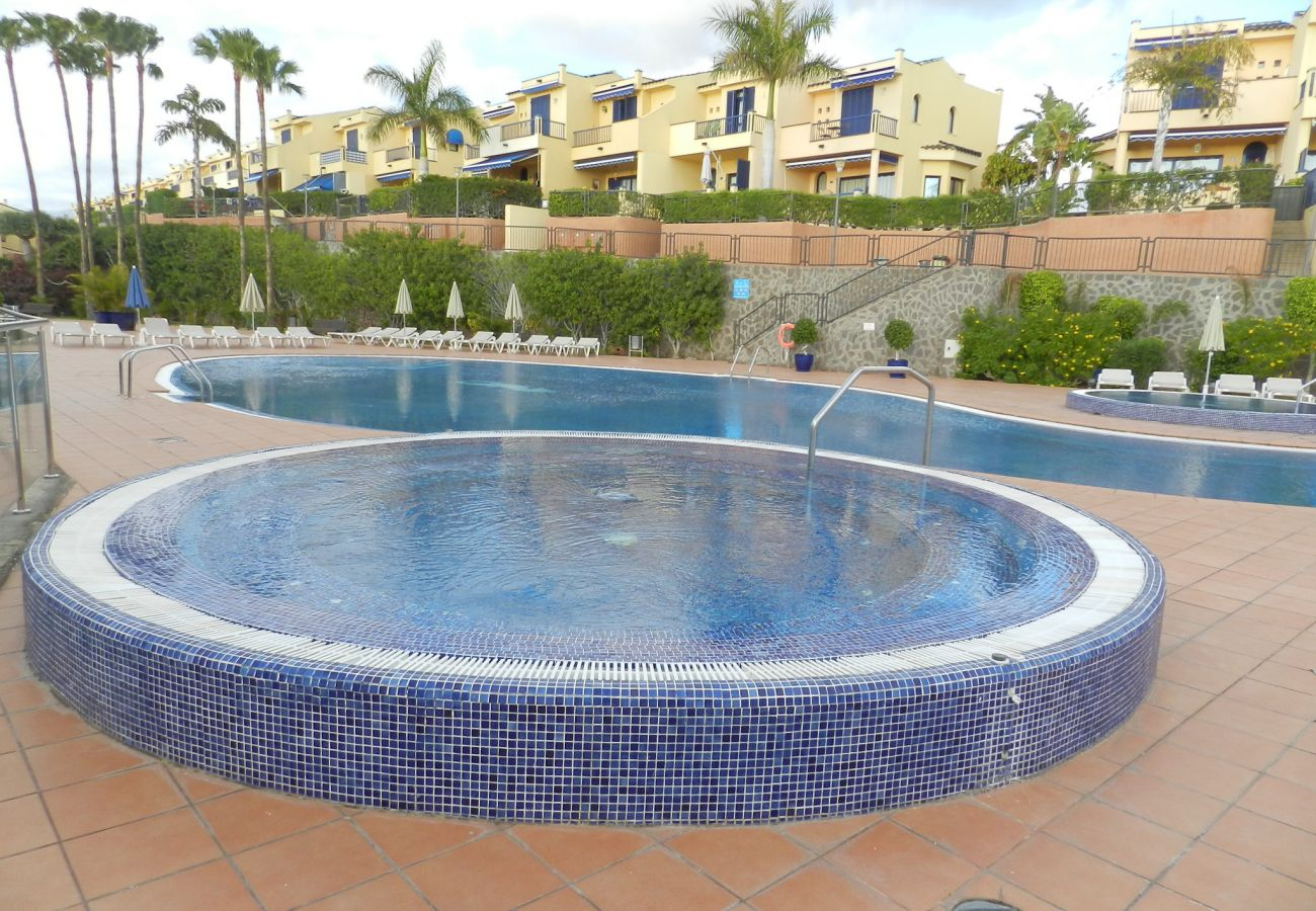 Apartment in Maspalomas - Duplex gran jardín Meloneras By CanariasGetaway
