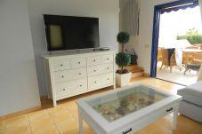 Apartment in Maspalomas - Duplex con jardín Meloneras+wifi byCanariasgetaway