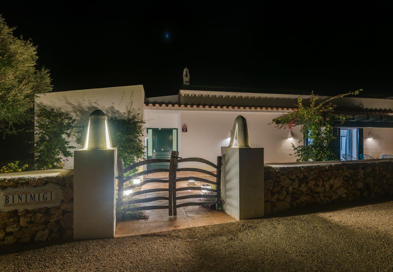 Villa in Binisafuller - Menorca Binisafuller Binimigi