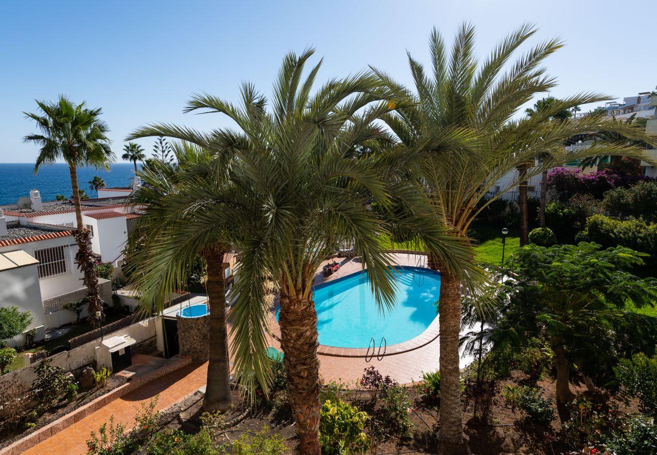 Apartment in San Bartolomé de Tirajana - Aguila Beach Ocean View By CanariasGetaway