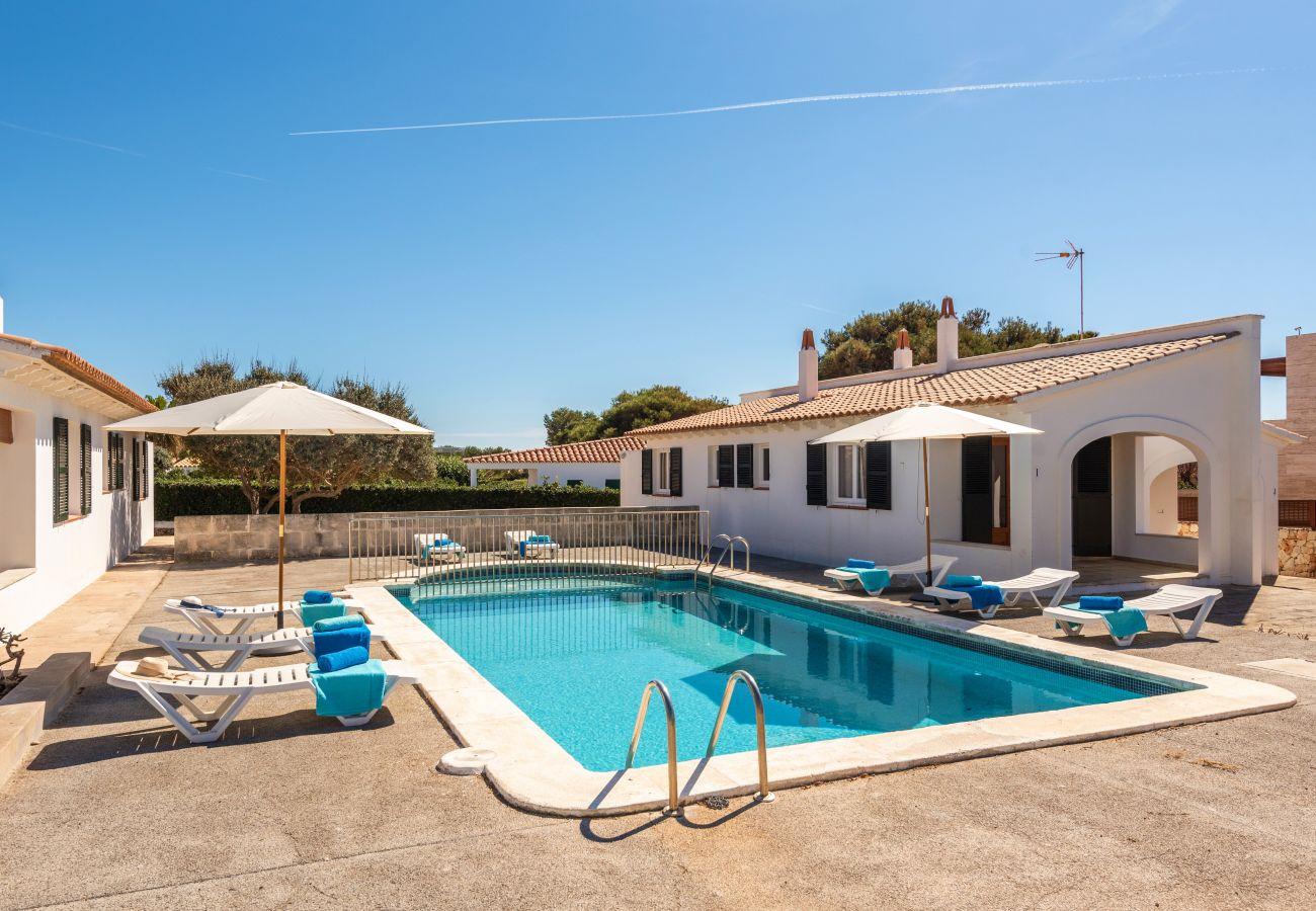 Apartment in Cala´n Blanes - Menorca-APTO H / C.BRUT