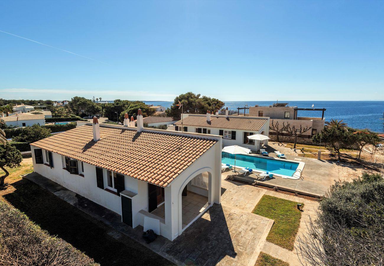 Apartment in Cala´n Blanes - Menorca-APTO G / C.BRUT