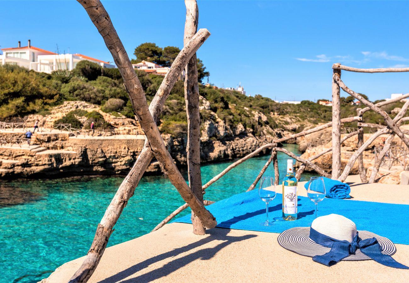 Apartment in Cala´n Blanes - Menorca-APTO J / C.BRUT