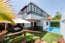 House in San Bartolomé de Tirajana - Great house private pool S.Agustín-Canariasgetaway