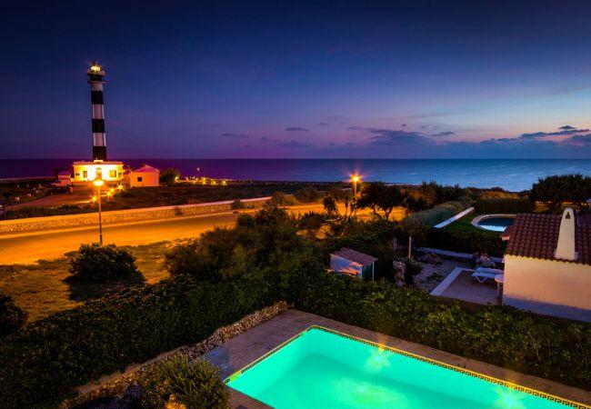 Villa/Dettached house in Cap d´Artruix - Menorca FARO