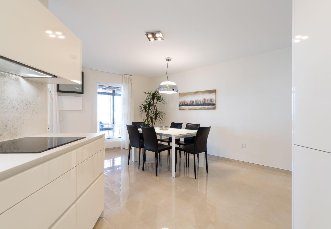 Apartment in Bahia Feliz - Luxury terrace Sea front P67B by CanariasGetaway