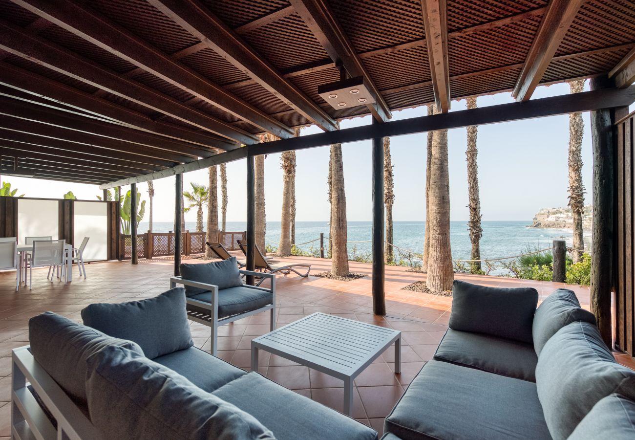 Apartment in Bahia Feliz - Luxury Terrace Ocean view-P67B By CanariasGetaway