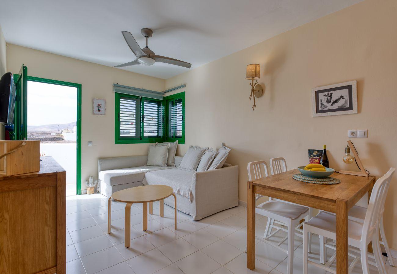 Apartment in El Cotillo - El Cotillo Beach Natural Park By CanariasGetaway