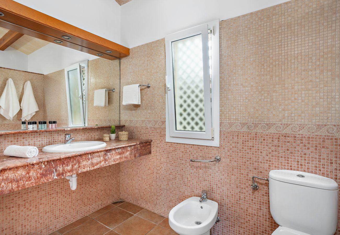 Villa in Cap d´Artruix - Menorca Sirio