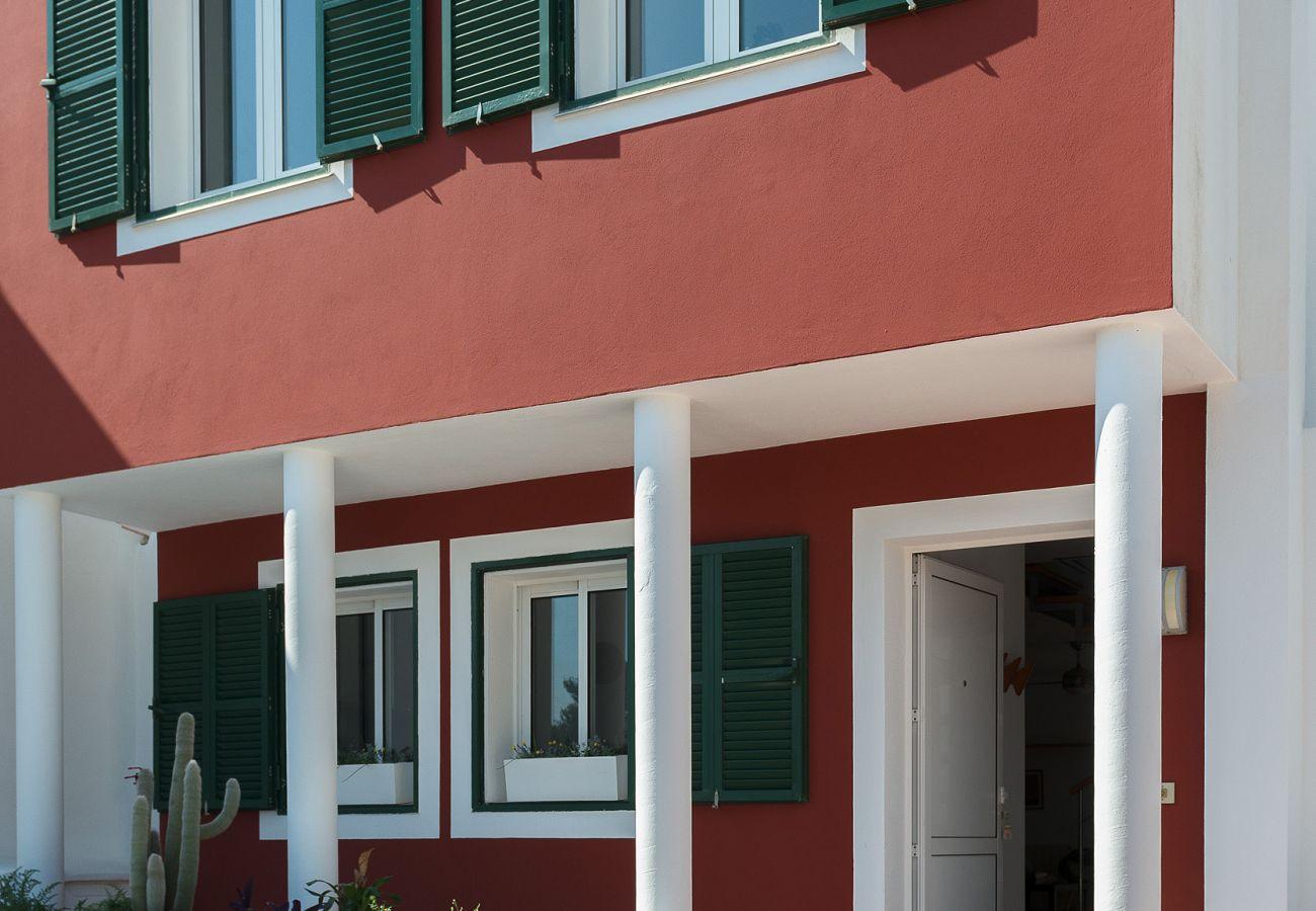 Townhouse in Ciutadella de Menorca - Menorca Sa Casa Vermella