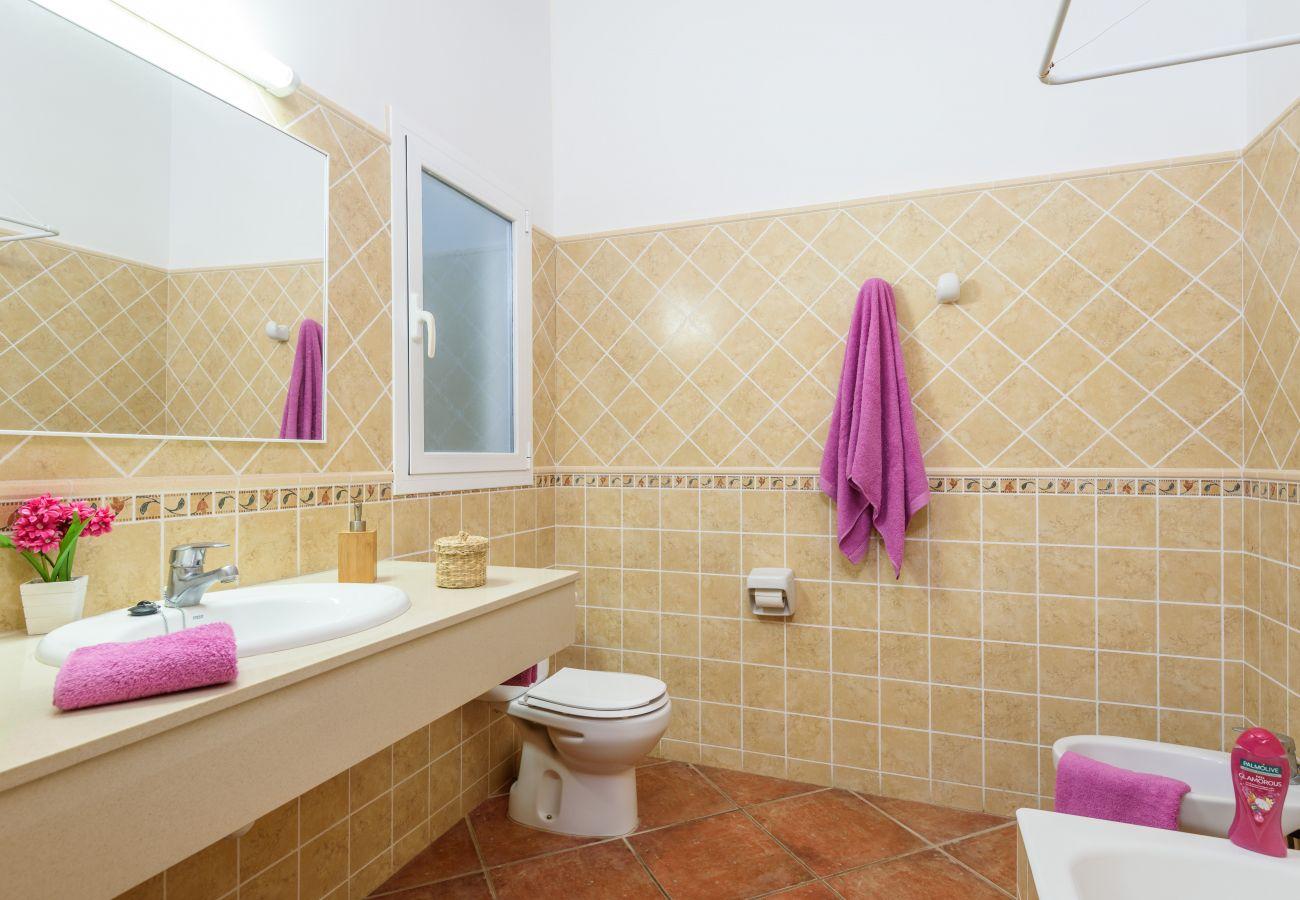 Villa in Cap d´Artruix - Menorca Juana