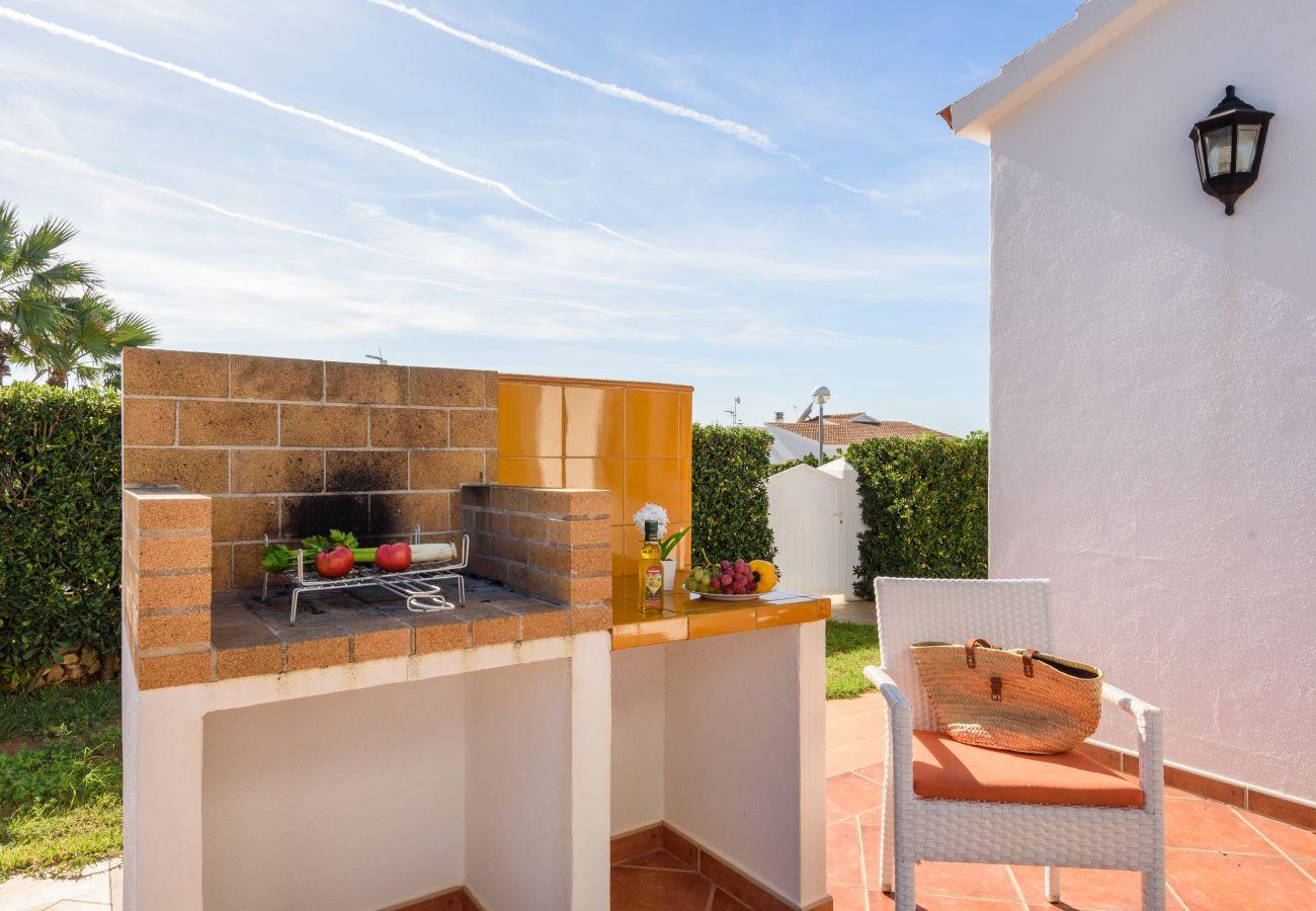 Villa in Cap d´Artruix - Menorca Angela