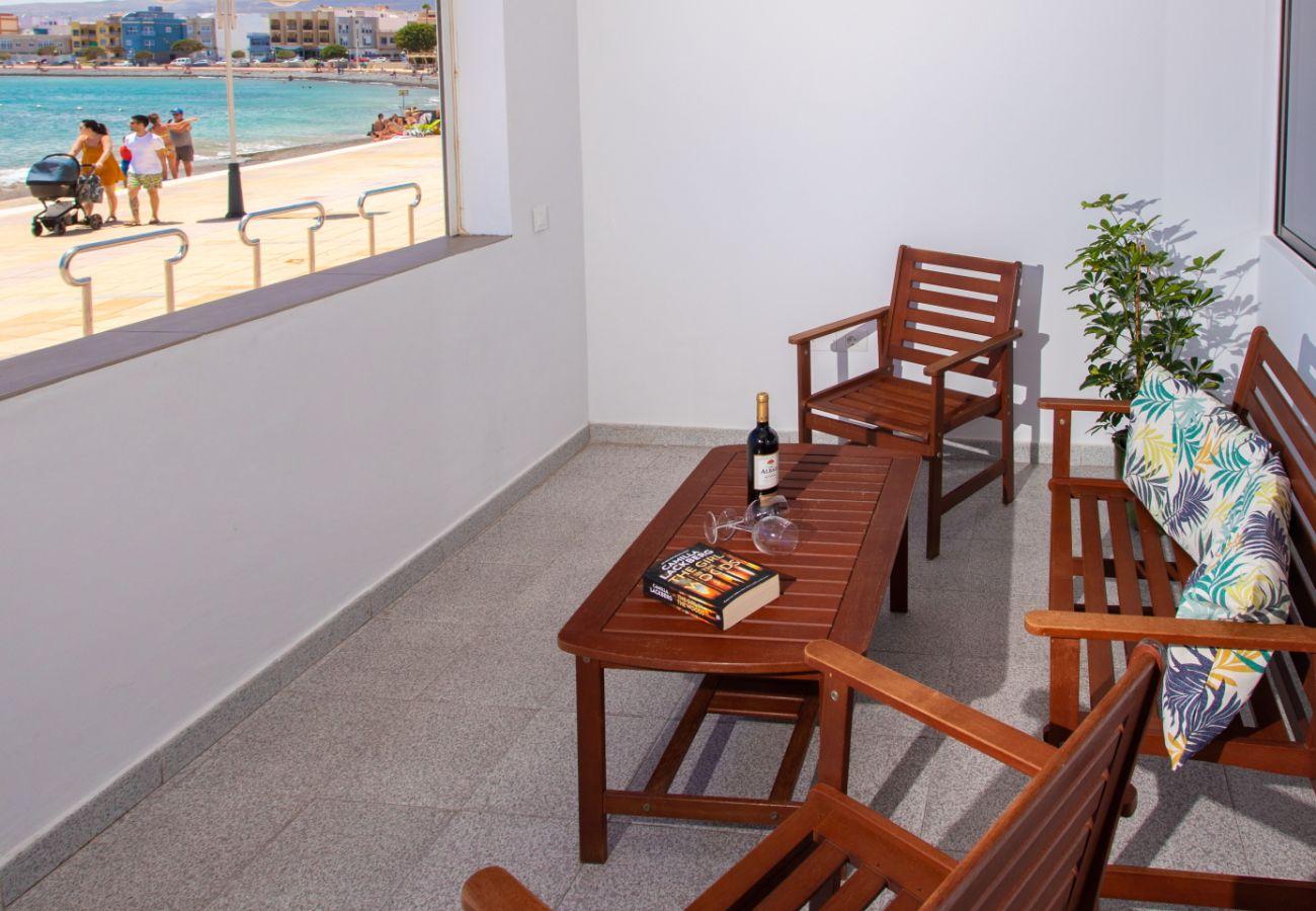 Apartment in Agüimes - Arinaga Colors - Green By CanariasGetaway