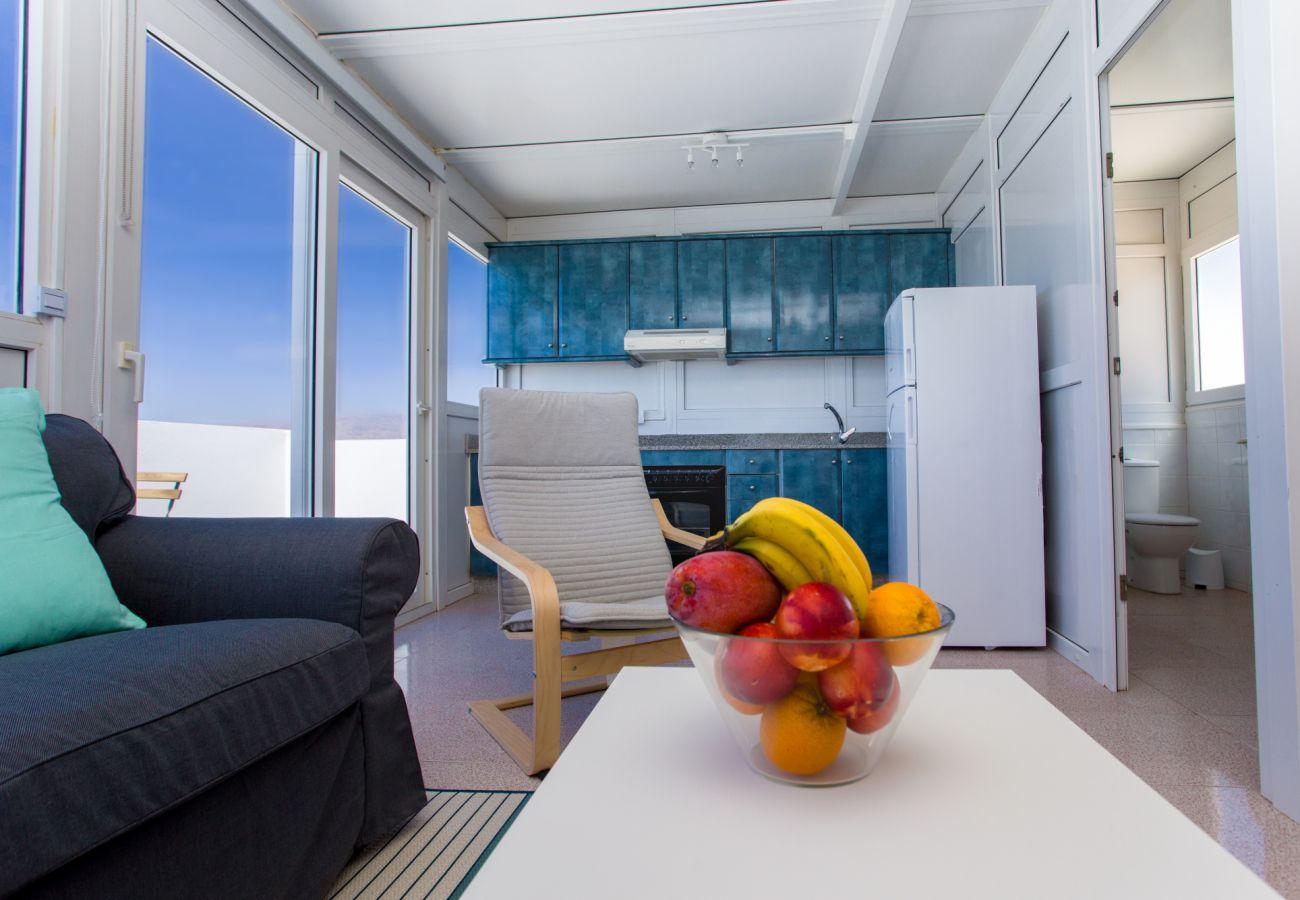 Apartment in Agüimes - Arinaga Colors - Blue By CanariasGetaway