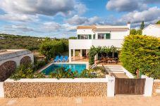 Villa in Arenal d'en Castell - Menorca Sa Calma
