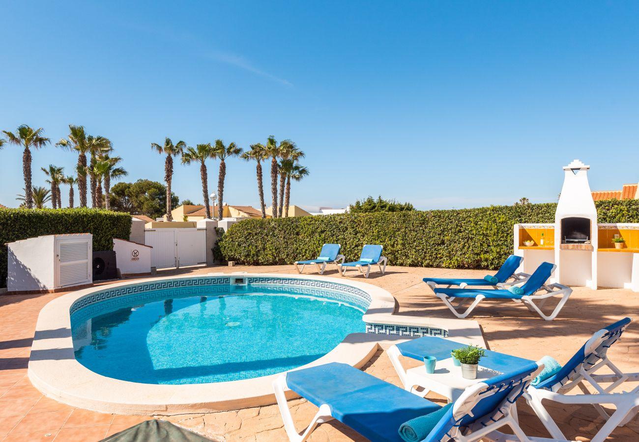 Villa in Cap d´Artruix - Menorca Marte