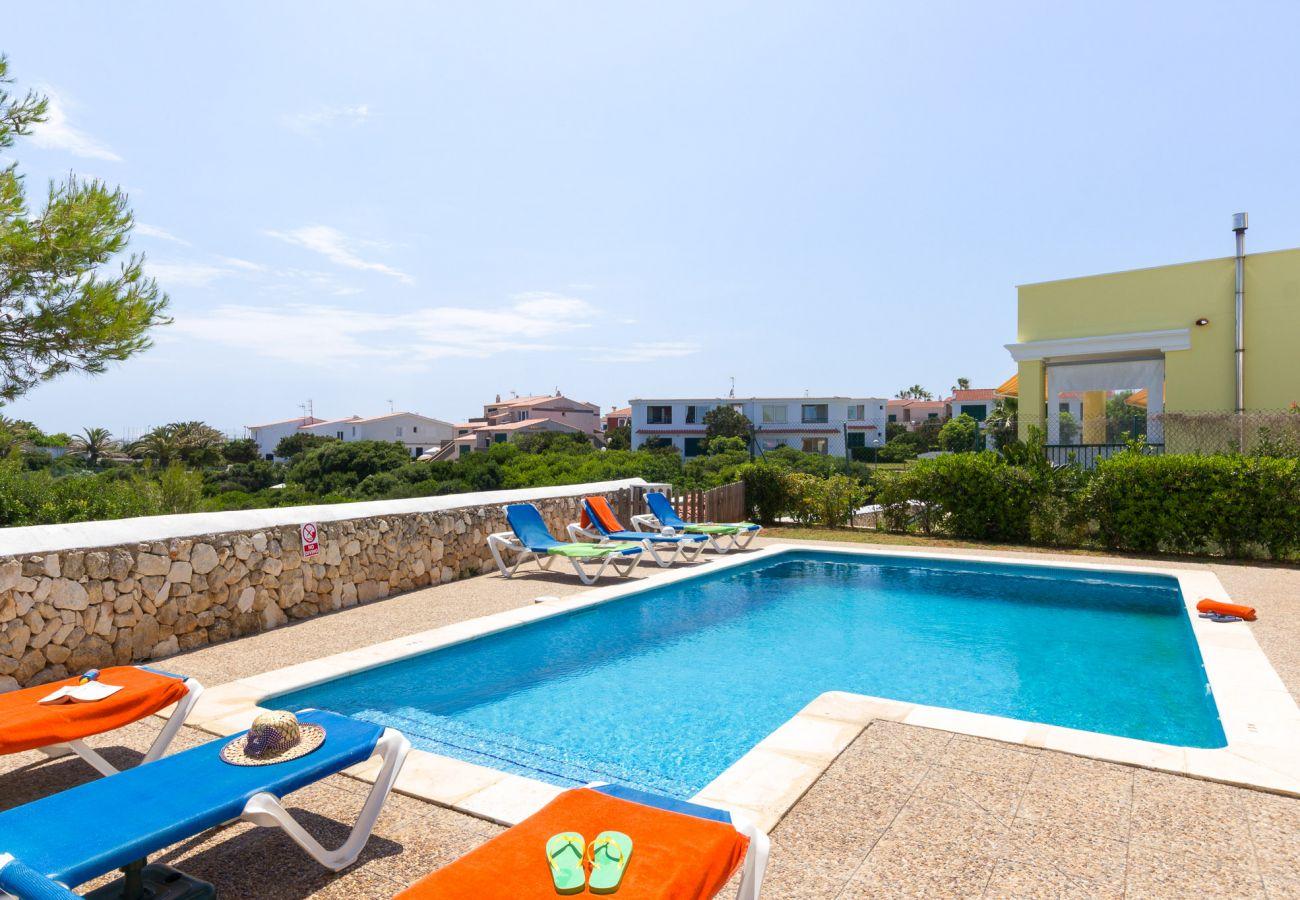 Villa in Cala´n Blanes - Menorca NATASHA FORCAT
