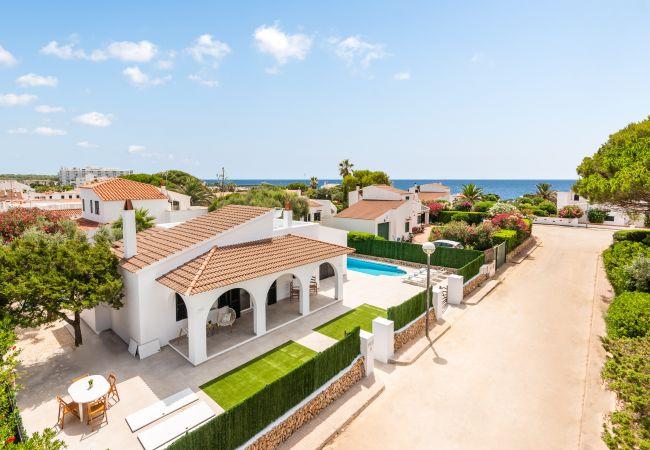 Villa/Dettached house in Cala´n Bosch - Menorca ROCAS